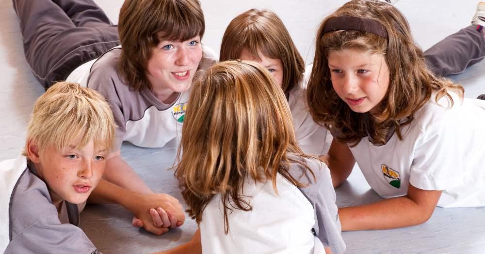 Selbstverteidigungskurse für Kinder bei EWTO