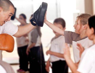 Selbstverteidigungskurse für Kinder